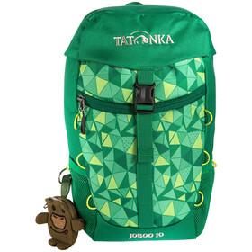 Tatonka Joboo 10 Sac à dos Enfant, lawn green